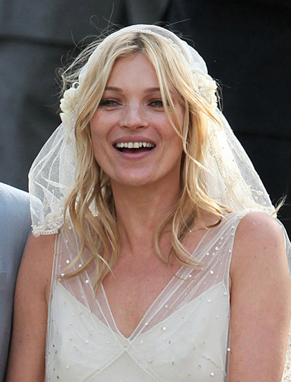 job than Sam McKnight managed on Kate Moss 39s tresses over the weekend